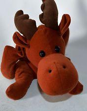 "New Moose Super-Soft Plush Toy 17"" Stuffed Animal"