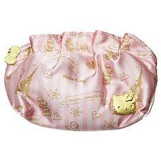 Hello Kitty Mon Amour Makeup Bag