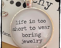 I am happy to receive any items of jewelry