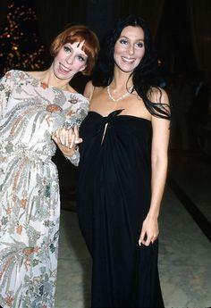Cher & Carol Burnett