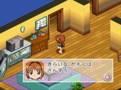 Sakura House, Arcade, Study Room Decor, Video Games Girls, Pixel Games, Aesthetic Images, Cardcaptor Sakura, Cosplay, Magical Girl