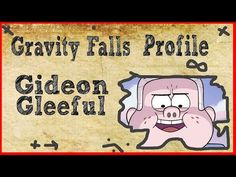 Gravity Falls: Gideon Gleeful's BIG Secrets Revealed! Gravity Falls Secrets, Gravity Falls Comics, Secrets Revealed, Pretty Little Liars, Bumper Stickers, I Fall, The Secret, Supernatural, Weird