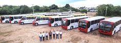 Periodismo sin Censura: Autobuses de transporte de Calderitas en pésimas c...