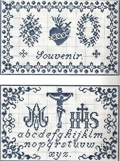 Gallery.ru / Фото #2 - Sajou Passion des Alphabets Anciens - Orlanda