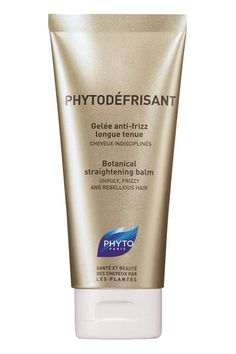 PHYTO Phytodéfrisant Botanical Straightening Balm, to help manage your frizzy hair. | 22 French Pharmacy Products That People Actually Swear By