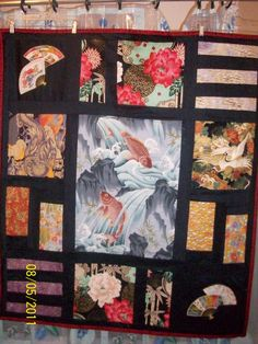 an example of Japanese style quilts