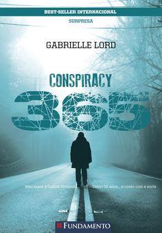 Conspiracy 365 - Livro 11 Novembro - Surpresa http://editorafundamento.com.br/index.php/conspiracy-365-livro-11-novembro-surpresa.html