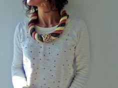 Beautiful handmade necklace!!!