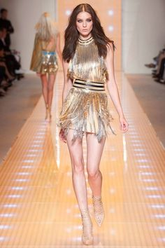 Milan Fashion Week Spring 2013 Day 3: Lightweight Flirty Chiffon - Munaluchi Bridal Magazine