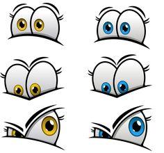 View album on Yandex. Cartoon Eyes, Cartoon Drawings, Cartoon Faces Expressions, Facial Expressions, Emoticon Faces, Eye Drawing Tutorials, Drawing Tips, Cute Piglets, Graffiti Characters