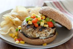 Grilled Turkey Burgers with Gouda   Whole Foods Market