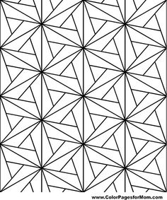 120 Best Coloring Geometric Images Geometric Coloring Pages