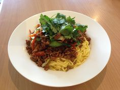 Pork stir fry - Jake and Elle from My Kitchen Rules won the People's Choice Award with this yummy dish in the Budget Challenge