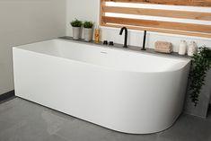 Attic Bathroom, Bathroom Ideas, New Homes, Bathtub, Living Room, Heart, Products, Full Bath, Bathing