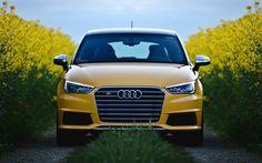 Hello, Sporty Spice 📸@audiireland #AudiS1