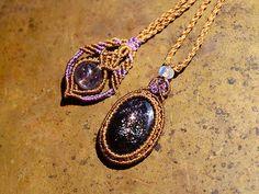 Iolite Sunstone × Moonstone / natural stone pendant - natural stone accessories mail order | ARTEMANO (Arutemano)