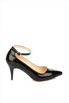 Siyah Rugan Ayakkabı A119100202 (36)