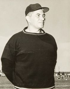 Vince Lombardi 1959 - His first training camp as coach of the Green Bay Packers.