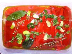 Pečené papriky Salsa, Cooking Recipes, Vegetables, Ethnic Recipes, Food, Vegetable Recipes, Eten, Veggie Food