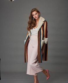 "23 Beğenme, 2 Yorum - Instagram'da MYDIAMOND (@mydiamond.hr): ""The most fabulous fall winter coat on radar:Unique shearling coat full made whit love ❤️ whit…"""