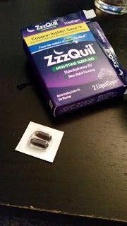 Rahne Reviews: ZzzQuil LiquiCaps Nighttime Sleep Aid Influenster ...