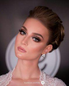Maquiagem para noiva: 95 ideias e tutoriais (FOTOS E VÍDEOS)