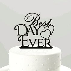 Its been a while since posting a cake topper and just look how beautiful they are!