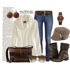 """""""Fall/Winter 1"""" by tigerwoman37086 on Polyvore"""
