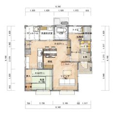 Japanese House, House Plans, Floor Plans, Layout, How To Plan, Architecture, Interior, Modern, Muji
