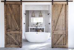〚 Stone wall in the kitchen and other Mediterranean touches: beautiful renovation of small California home 〛 ◾ Фото ◾Идеи◾ Дизайн Ikea Bathroom, Small Bathroom, Bathroom Ideas, Bathroom Designs, The Block Bathroom, Barn Bathroom, Colorful Bathroom, Bathroom Trends, Budget Bathroom