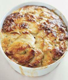 Potato-Apple Gratin recipe