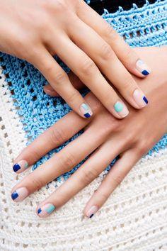 As seen at: Novis SS17 #nails