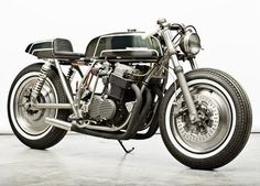 "Custom Honda CB 750 ""Gorilla Punch"" by Wrenchmonkees"