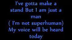Skillet- Hero (lyrics) - YouTube