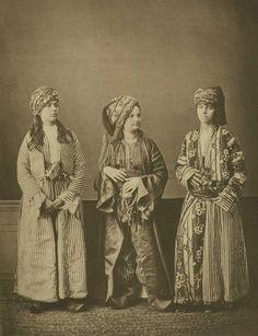 Kurdish, Armenian and Turk womans | by yuecelnabi