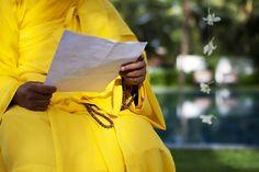 Beautiful Buddhist blessing for your wedding ceremony #HoiAnEventsWeddings #BuddhistBlessing #VietnamBeachWeddings