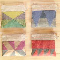 mittoo - woven purses