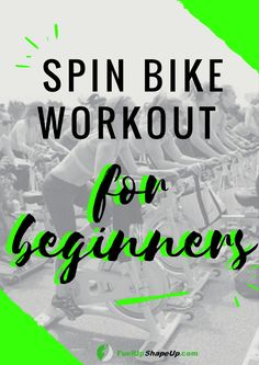 Check out the 20 minute HIIT spin bike workout video that is amazing for toning your body, increasing your endurance, and helping you lose weight!