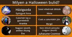 Milyen a Halloween bulid?