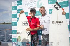 Four Seasons Maldives Surfing Champions Trophy Surfing…