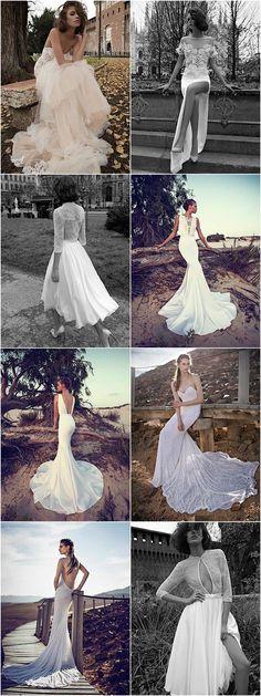 Sexy and Elegant Liz Martinez Wedding Dresses