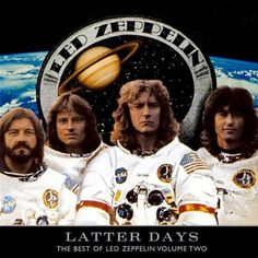 LATTER DAYS is the sequel to EARLY DAYS and documents a time when Led Zeppelin's kingdom began to crumble amid rumours of drug-fuelled ego trips and witchcraft. Description from ebay.co.uk. I searched for this on bing.com/images
