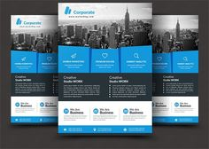 Business Flyer by AfzaalGraphics on @Graphicsauthor