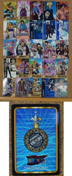 One Piece : 25 Japanese Trading Cards http://www.japanstuff.biz/ CLICK THE FOLLOWING LINK TO BUY IT ( IF STILL AVAILABLE ) http://www.delcampe.net/page/item/id,0380855406,language,E.html