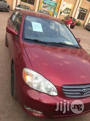 Toyota Corolla 2004 Red Cars For Sale In Abuja Fct State