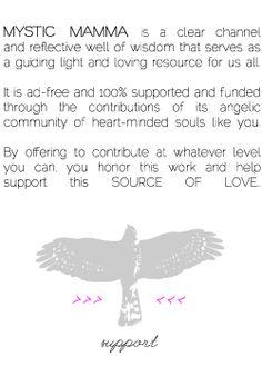 Kaypacha Report: Transform my soul~ | MYSTICMAMMA.COM : consciousness, spirituality, wisdom, inspiration new
