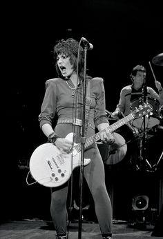 Joan Jett. 1981.