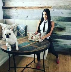 Nikki Bella & Winston