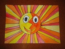Podzimní sluníčko
