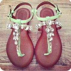 Really cute sandals